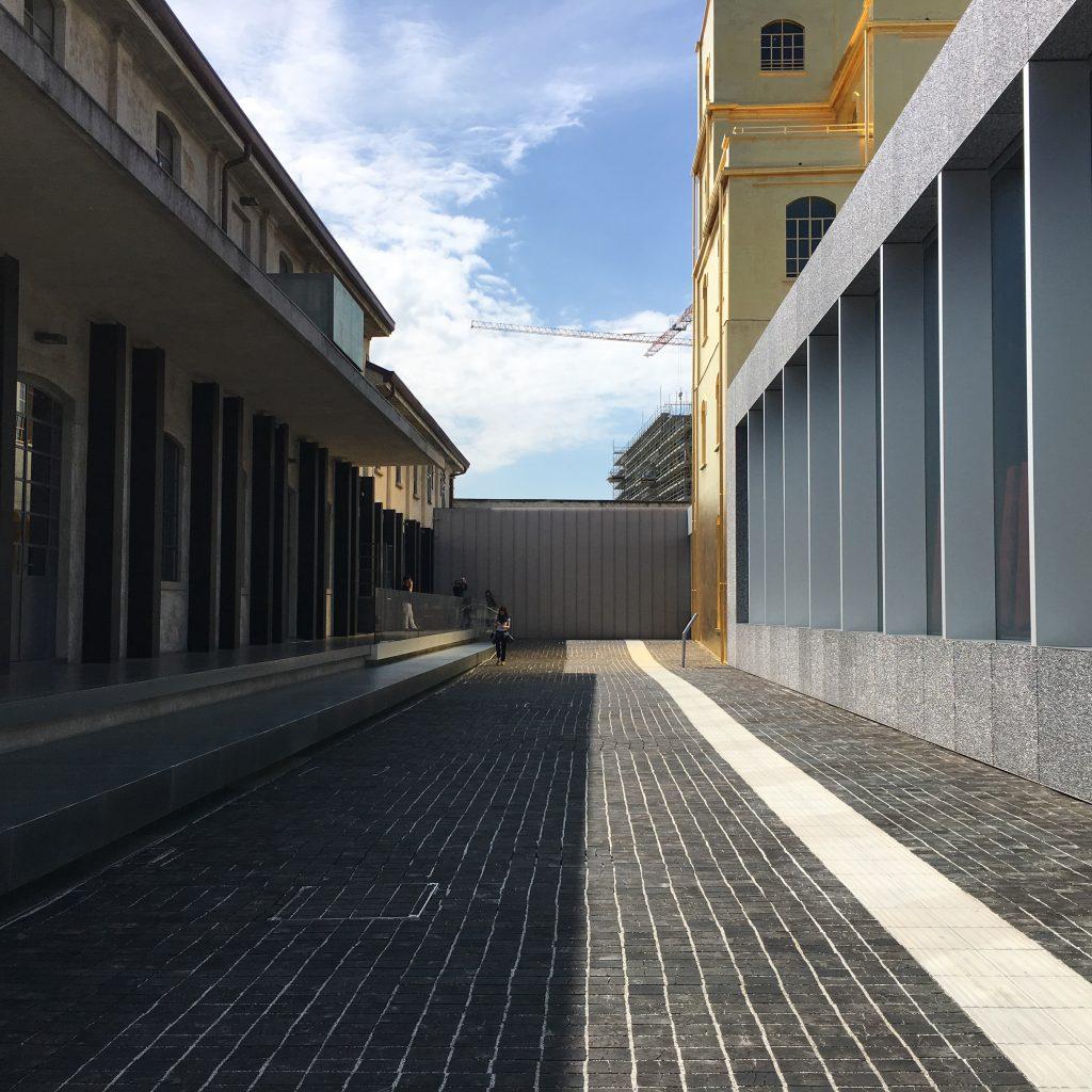 Fondazione prada gae engineering srl giuseppe amaro for Largo isarco 2 milano