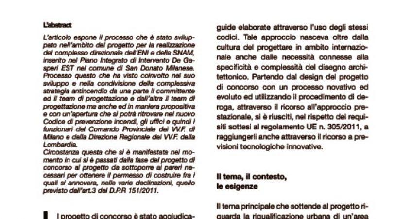 thumbnail of 04_Nuovo centro direzionale ENI un progetto dagli dagli USA realizzato con le norme nazionali.