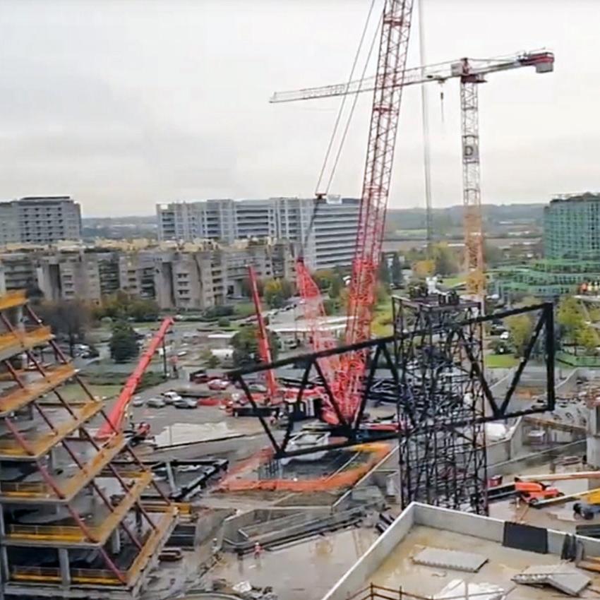 ENI HQ - San Donato Milanese   GAe Engineering srl ...