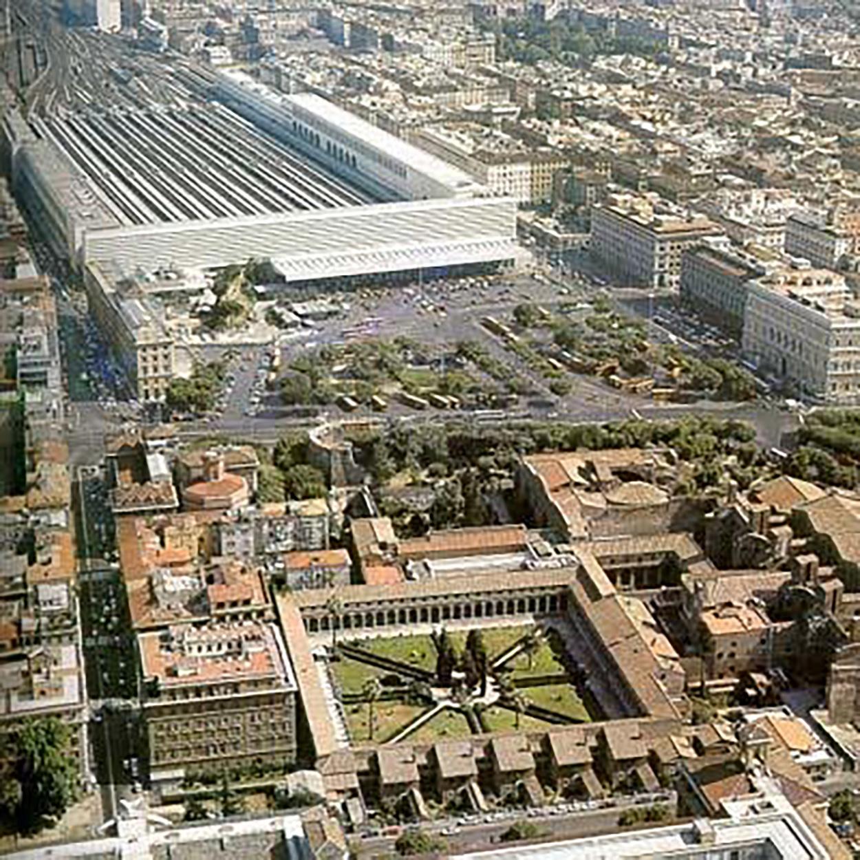 Roma Termini Railway Station | GAE Engineering