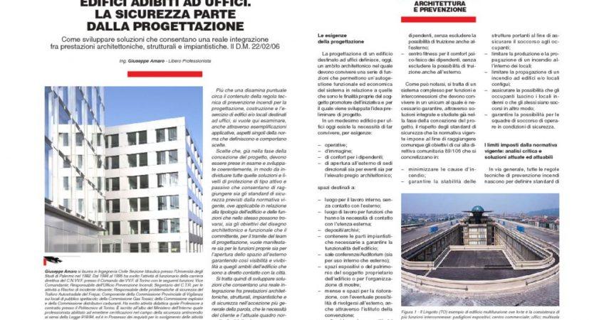 thumbnail of 14_Edifici adibiti ad uffici. La sicurezza parte dalla progettazione
